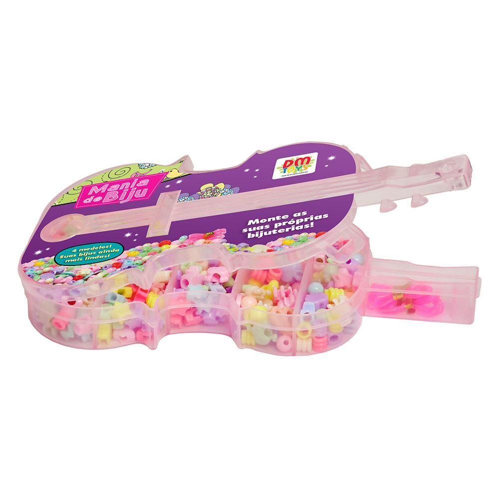bbd8e8c2eefc5 Início   DM Toys   Coisas de meninas   Mania de biju